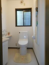 湿気・漏水対策 トイレ工事