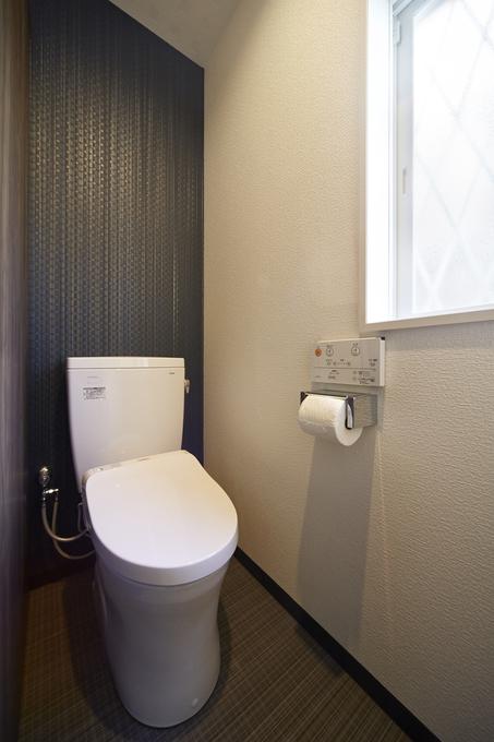 間取り変更で快適になったトイレ