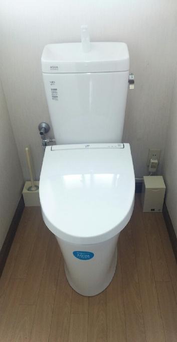 自動開閉便座でトイレのエチケット対策