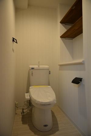 マンション 築25年 トイレ
