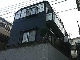 外壁塗装(千葉県流山市)