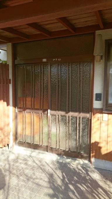 外壁塗装と一緒に玄関リフォームはいかがですか?