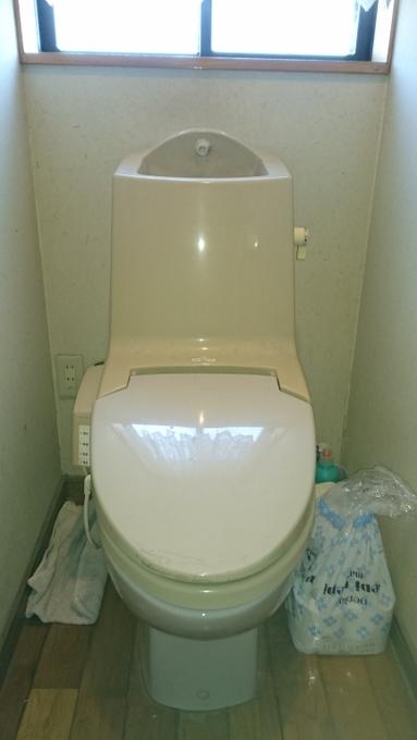 お客様の困ったに即対応!トイレ入れ替え工事