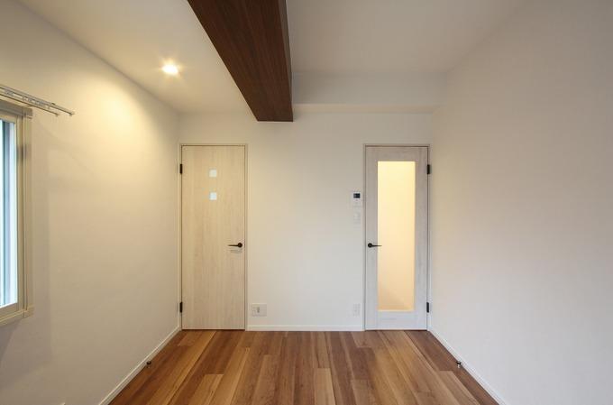 【洋室】賃貸マンションにデザインで大きな付加価値を!