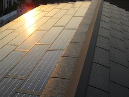 太陽光発電システムの設置で、エコを意識