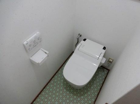 泡で洗浄 お掃除トイレ トイレ編