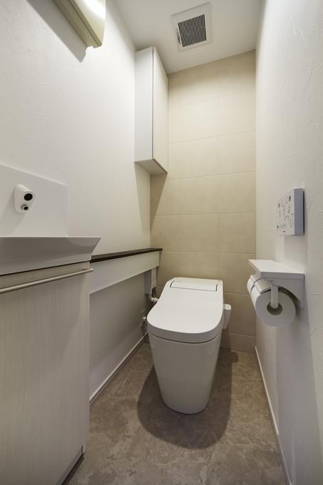 【アラウーノS2】とエコカラットで快適なトイレ