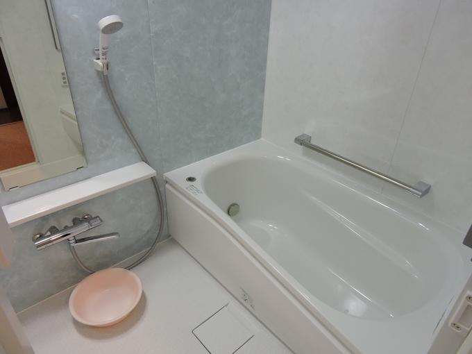 快適お風呂へのリフォーム