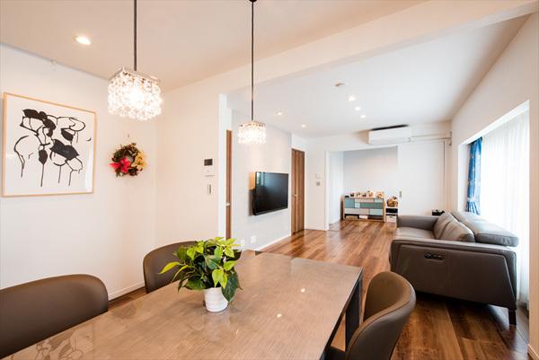 「ちょうどいい距離感」で繋がる安心の二世帯住宅へ『まるごと』