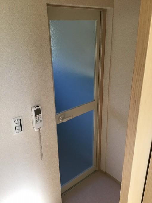 ドア取替工事