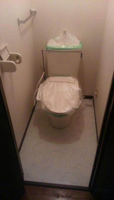 川口市末広 トイレ一式パッケージリフォーム