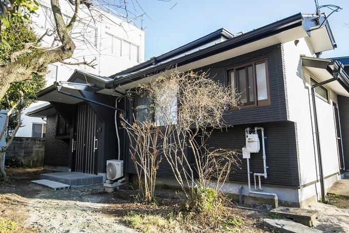 """外観:築80年・""""熊本地震""""被災住宅"""