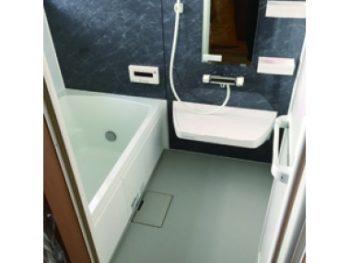 浴室交換工事(リフォーム施工事例:柏市)