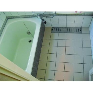 浴槽交換・タイル補修工事(リフォーム施工事例:流山市)