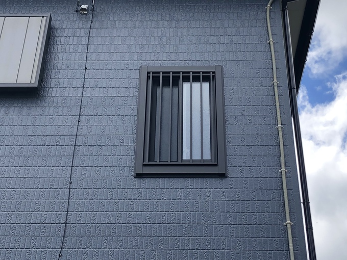サッシ交換工事・雨戸取付工事・外壁屋根塗装工事