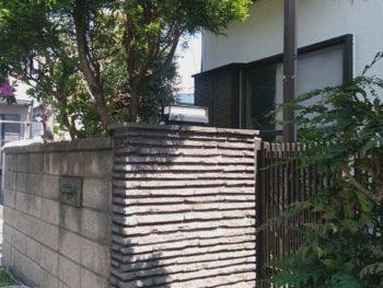 門灯取付工事(リフォーム施工事例:松戸市)