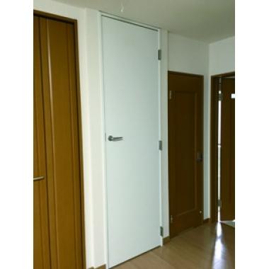 ドア取付工事(リフォーム施工事例:松戸市)