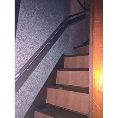 階段手摺取付工事(リフォーム施工事例:鎌ケ谷市)