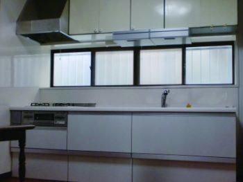 キッチン改装工事(リフォーム施工事例:松戸市)