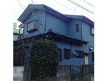 外壁塗装工事(リフォーム施工事例:松戸市)