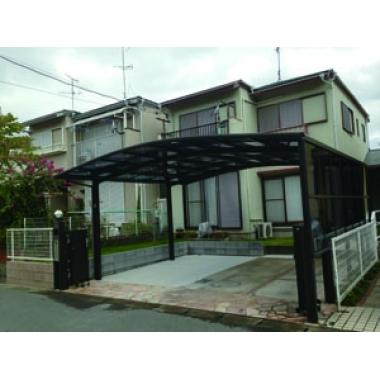 駐車場工事(リフォーム施工事例:松戸市)