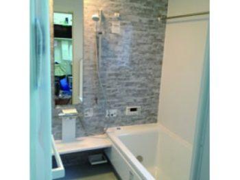 浴室改装工事(リフォーム施工事例:松戸市)