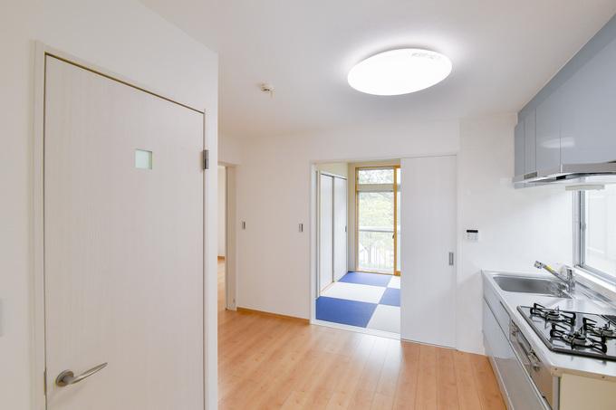 アパート併用住宅をリノベーションで新築同様に大変身!