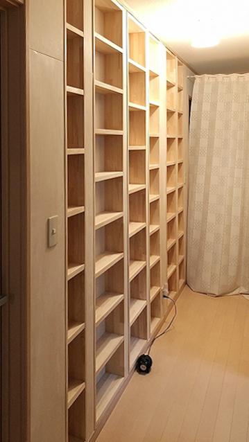 本の収納スペースを増やす方法