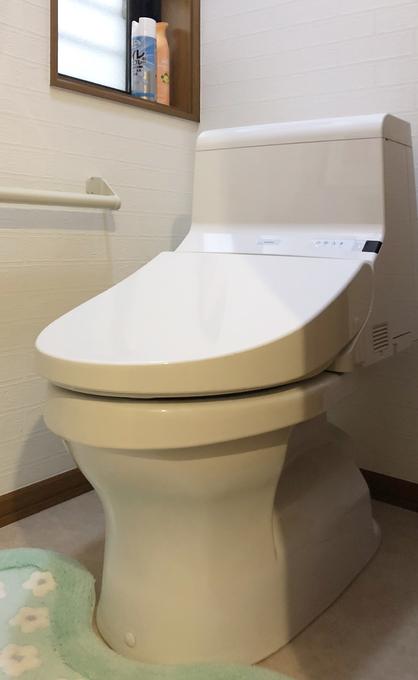 トイレ室改装工事