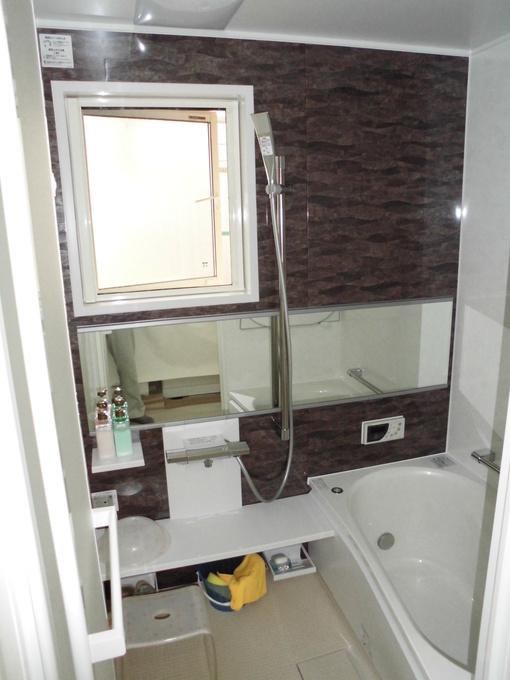 冬は暖かく安全性にも優れた浴室に変身