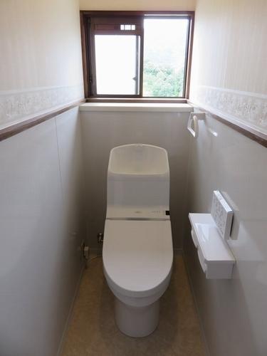 TOTOトイレ リフォーム