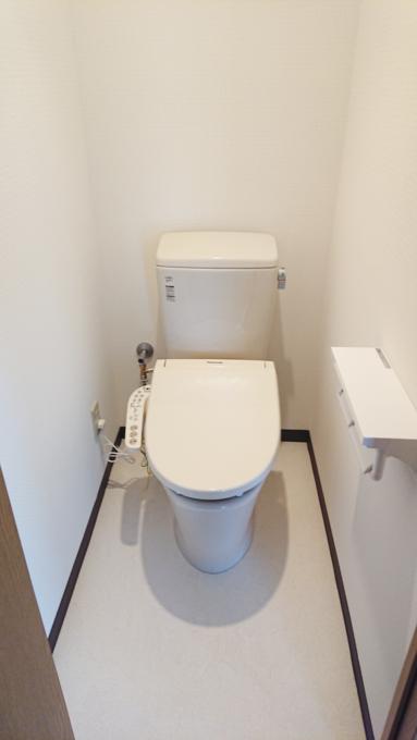 毎日使うトイレは手入れのしやすいものに