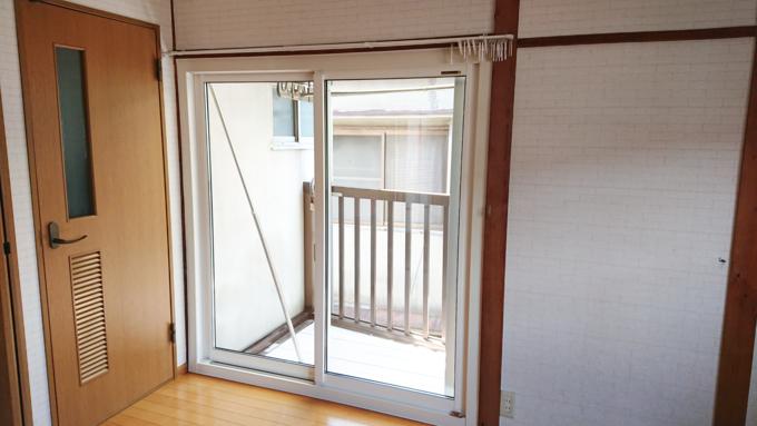 断熱できる窓・すっきりとした脱衣室リフォーム