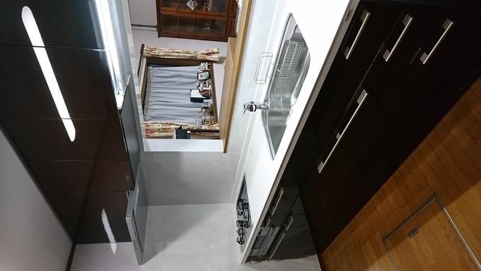 キッチン・食器棚リフォーム
