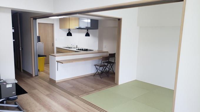 機能的なマンションフルリフォーム