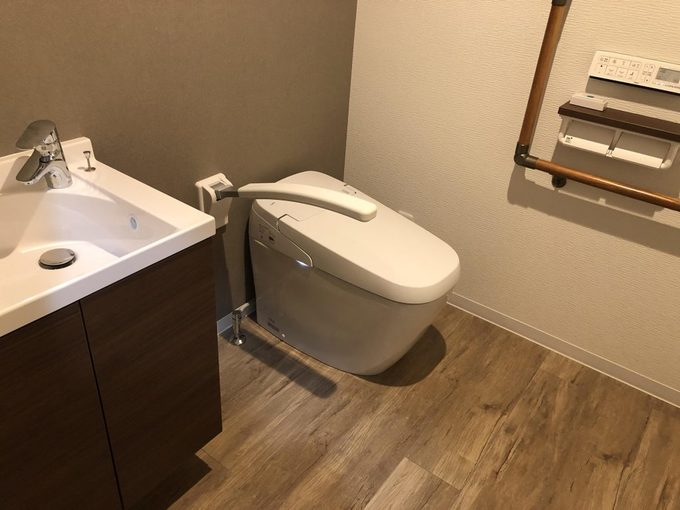 トイレ介護リフォーム