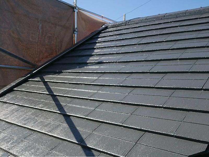 永く住む屋根