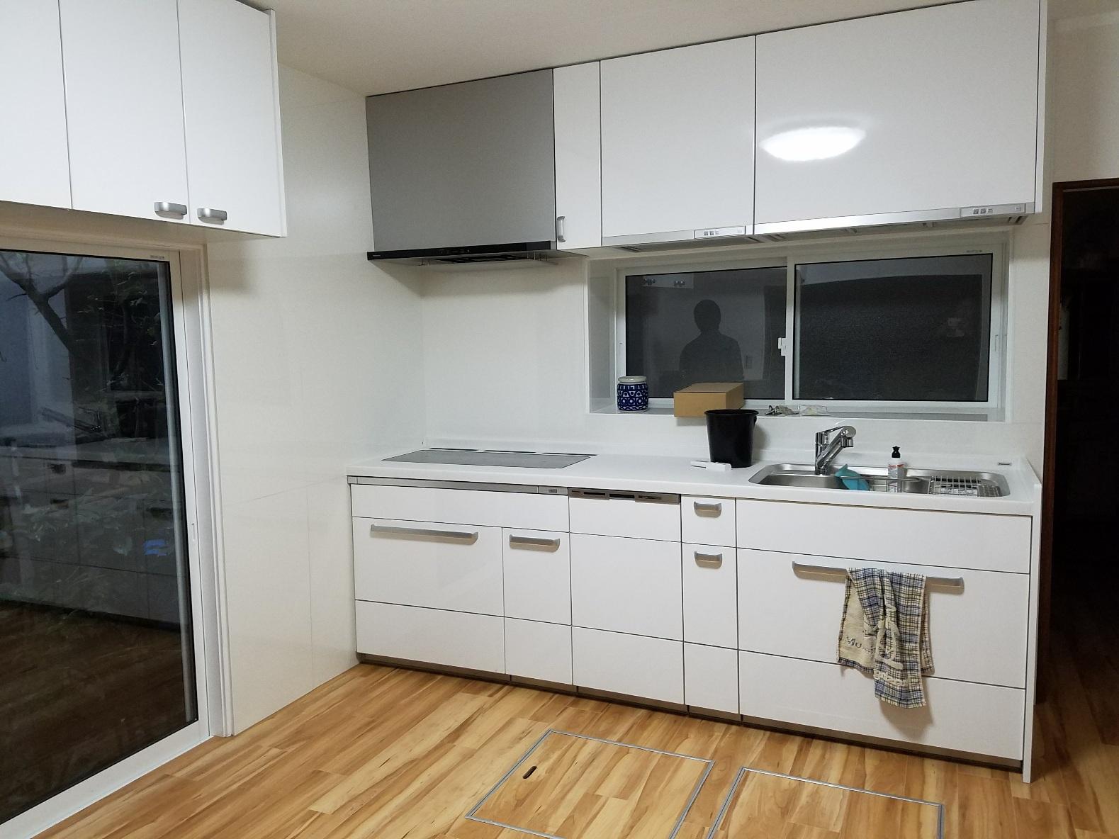 最も使うキッチンを生活の中で一番楽しい場所に!!