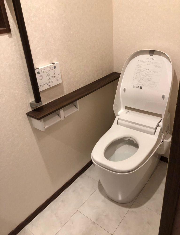 堺市西区 トイレ改修工事