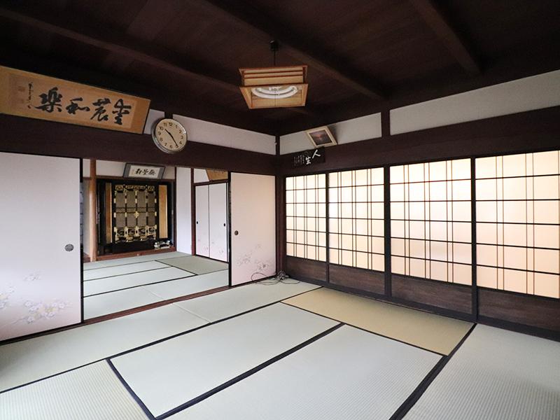 美しい和室